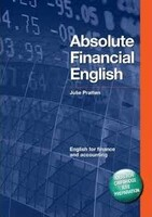 Absolute Financial English Book with Audio CD