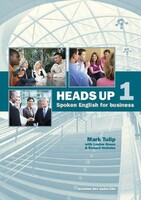 Heads Up 1 Student's Book: Spoken English for Business (+ 2 CD-ROM)