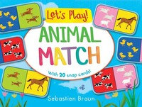 Animal Match - Let's play!