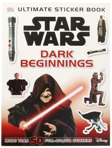 Star Wars Dark Beginnings Sticker Book