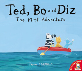 Ted, Bo and Diz — The First Adventure