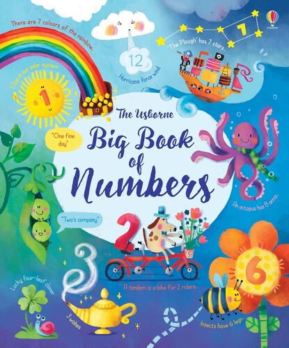 Big book of numbers