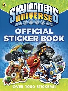 Skylanders Universe. Official Sticker Book