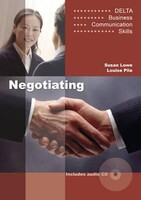 Delta Business Communication Skills: Negotiating Book with Audio CD