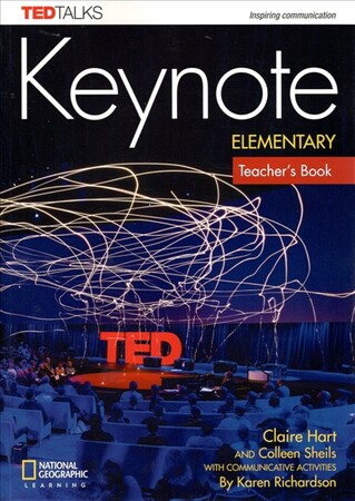 Keynote Elementary TB with Class Audio CD