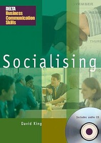 Delta Business Communication Skills: Socialising Book with Audio CD