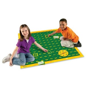 Times Table Activity Mat