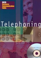 Delta Business Communication Skills: Telephoning Book with Audio CD