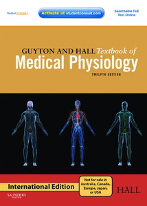 Guyton and Hall Textbook of Medical Physiology (9780808924005)