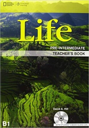 Life Pre-Intermediate TB with Audio CD
