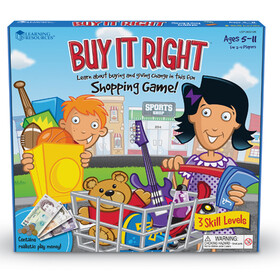 Buy It Right™ Shopping Game
