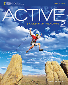 Active Skills for Reading 2 Text (9781133308034)