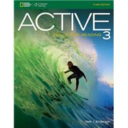 Active Skills for Reading 3 Text (9781133308065)