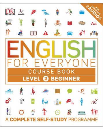 Фото English for Everyone Course Book Level 2 Beginner.