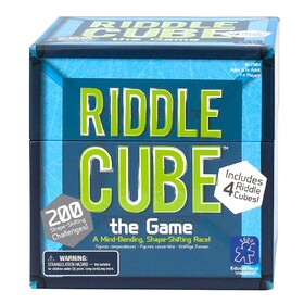 Riddle Cube™ the Game