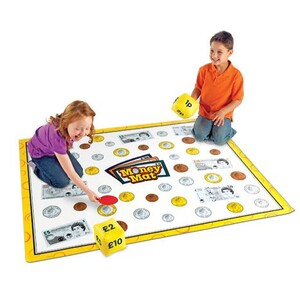 Money Activity Mat