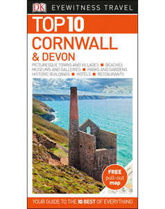 DK Eyewitness Top 10 Travel Guide: Top 10 Cornwall and Devon