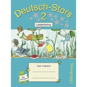 Deutsch-Stars 2. Lesetraining