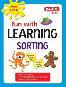 Fun with Learning: Sorting (4-6 Years)