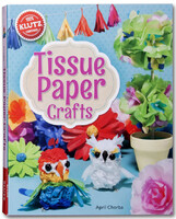 Tissue Paper Crafts: Colorful decorations that are totally do-able and totally adorable
