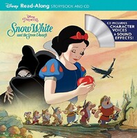 Snow White and the Seven Dwarfs (storybook and CD)