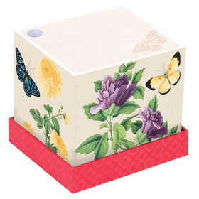 Winterthur Butterflies Memo Block