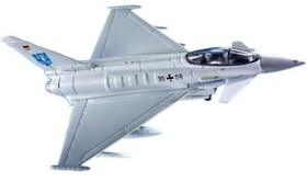 Сборная модель Revell Самолет Eurofighter easy kit 1998г Германия/Великобритания/Испания/Италия 1100 (06625)