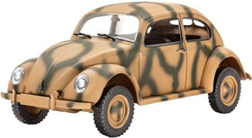 Модель для сборки Revell Автомобиль 1940 г Германия German Staff Car TYPE 82E 1:35 (03247)