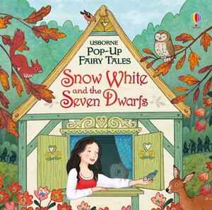 Pop-up fairy tales - Snow White and the Seven Dwarfs (9781474940955)