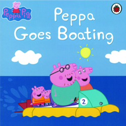 Peppa Goes Boating