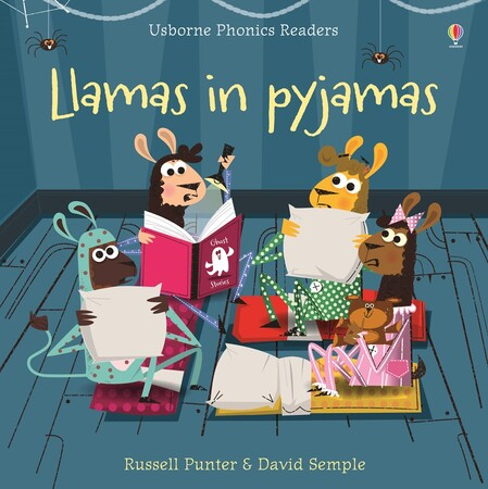 Фото Llamas in pyjamas - Phonics readers.