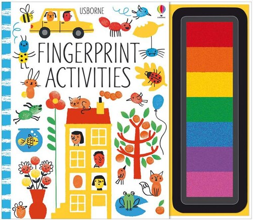 Фото Fingerprint Activities.