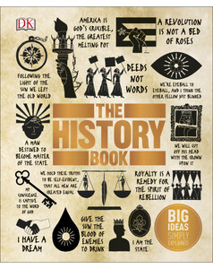 The History Book - Dorling Kindersley (9780241225929)