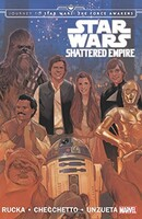 Journey to Star Wars. The Force Awakens - Shattered Empire