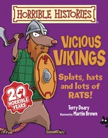 Vicious Vikings Horrible Histories