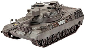 Танк Leopard 1A1, 1:35, Revell