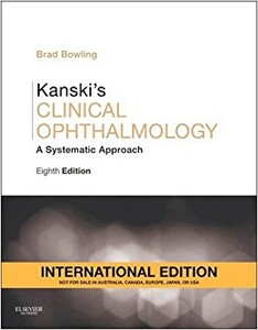 Kanski's Clinical Ophthalmology: A Systematic Approach (9780702055737)