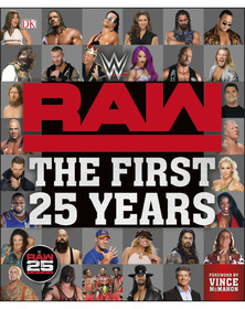 WWE RAW The First 25 Years