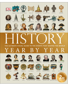 History Year by Year - Dorling Kindersley (9780241317679)