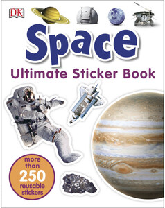 Space Ultimate Sticker Book