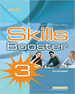 Фото Skills Booster for young learners 3 Pre-Intermediate SB.