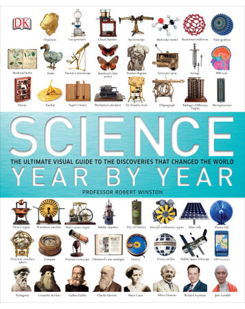 Фото Science Year by Year.