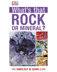 RSPB What's that Rock or Mineral?