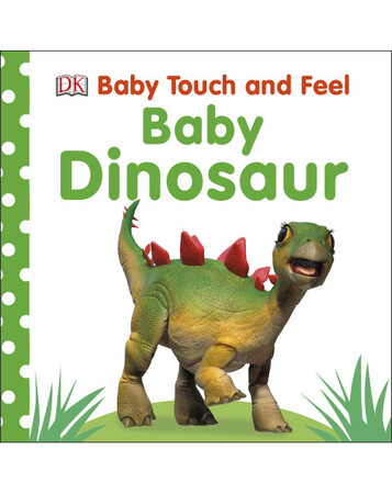 Фото Baby Touch and Feel Baby Dinosaur.