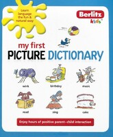Berlitz Kids: My First Picture Dictionary