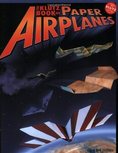 Klutz Book of Paper Airplanes (9781570548307)