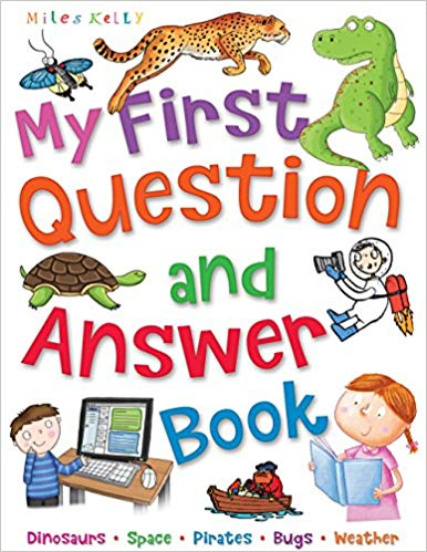 My First Question and Answer Book