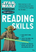 Star Wars Workbooks. Reading Skills - Ages 5-6
