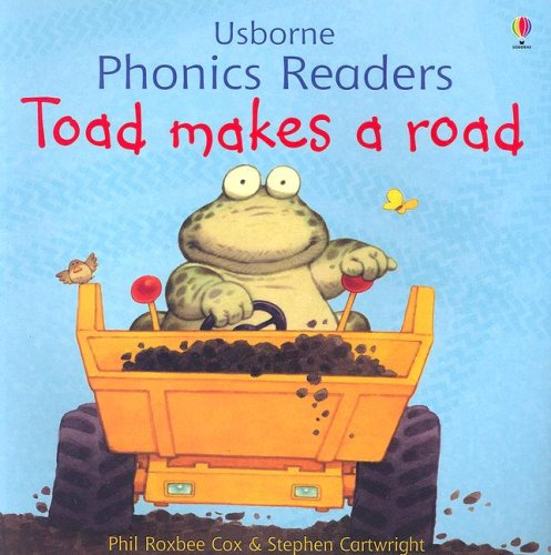 Toad makes a road
