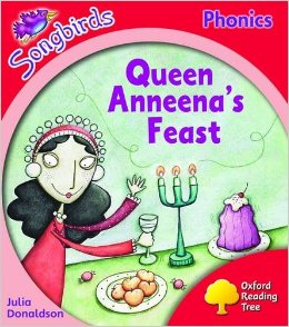Queen Anneena's Feast
